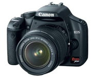Top 10 DSLR Cameras used on 365 Project