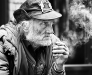 Street Photography - How To Ask A Person For Permission
