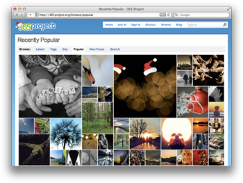Start Your Photo Journal Today 365 Project